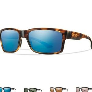 Nwt SMITH Dolen Havana polarized sunglasses